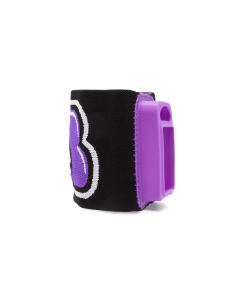 AresII/Alfa Elastic Wrist Mount, Purple/Black