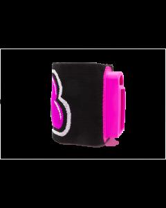 AresII/Alfa Elastic Wrist Mount, Pink/Black