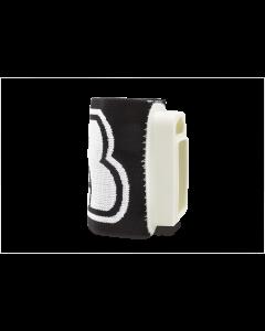 AresII/Alfa Elastic Wrist Mount, White/Black