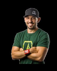 T-Shirt-Male-Green