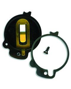 VISO II- OPTIMA II- QUATTRO- SOLO II- battery cover
